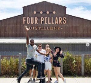 four pillars tour yarra valley